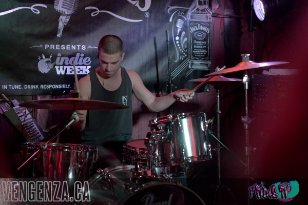 SUMO CYCO LIVE @ THE HIDEOUT - INDIE WEEK 2014 - WEDNESDAY OCT.