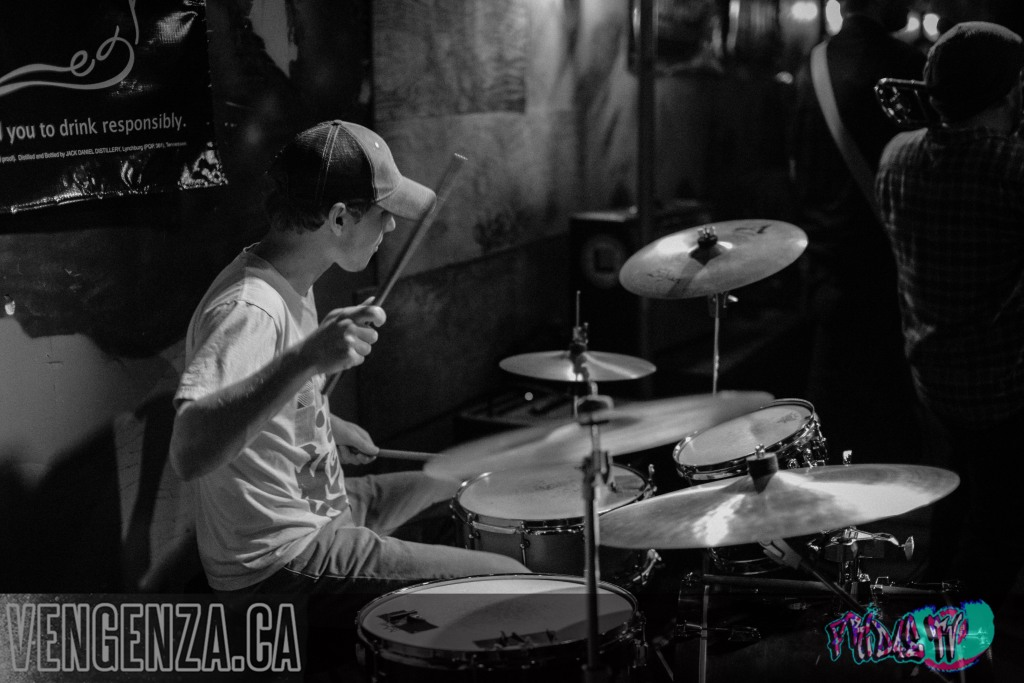 SMALL TOWN GET UP LIVE @ DETOUR INDIE WEEK 2014 - PHOTO BY: JOANNA GLEZAKOS
