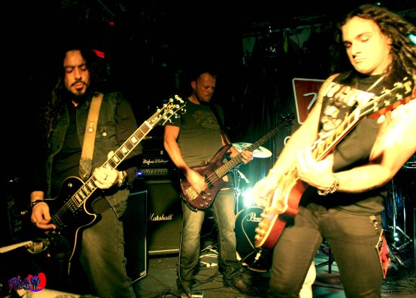 THE UNCHAINED LIVE @ THE BOVINE - INDIE WEEK 2014 - SATURDAY OCT
