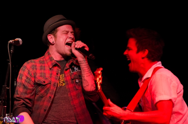 TODD CAREY FT. JACOB UNDERWOOD LIVE @ LEE'S PALACE MONDAY DEC. 8TH 2014 Photo By: Dipan Cheema