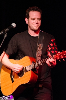 JACOB UNDERWOOD: O-TOWN @ LEE'S PALACE MONDAY DEC. 8TH 2014 Photo By: Dipan Cheema