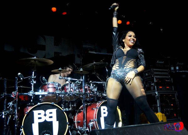 BUTCHER BABIES - CARLA HARVEY: VOX  LIVE @ THE KOOL HAUS THURSDA