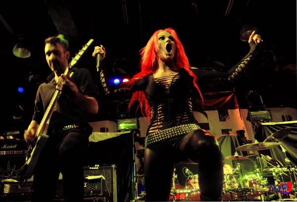 BUTCHER BABIES  LIVE @ THE KOOL HAUS THURSDAY JAN. 8TH 2015