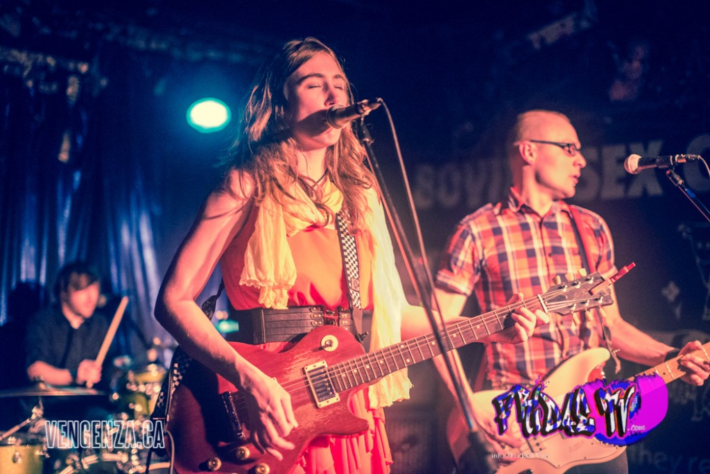 THE MIP POWER TRIO LIVE @ THE BOVINE - ALL PHOTOGRAPHY BY: JOANNA GLEZAKOS
