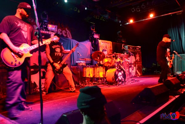 HATEBREED LIVE @ THE KOOL HAUS THURSDAY JAN. 8TH 2015