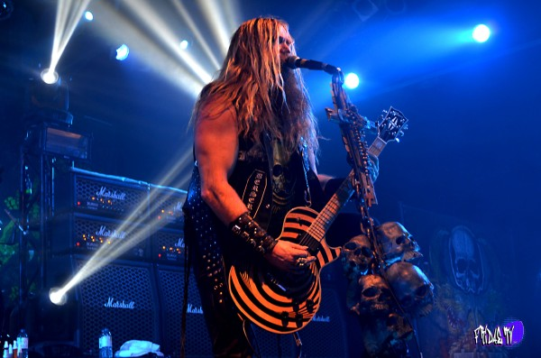 BLACK LABEL SOCIETY - ZAKK WYLDE: VOX/AXE LIVE @ THE KOOL HAUS T