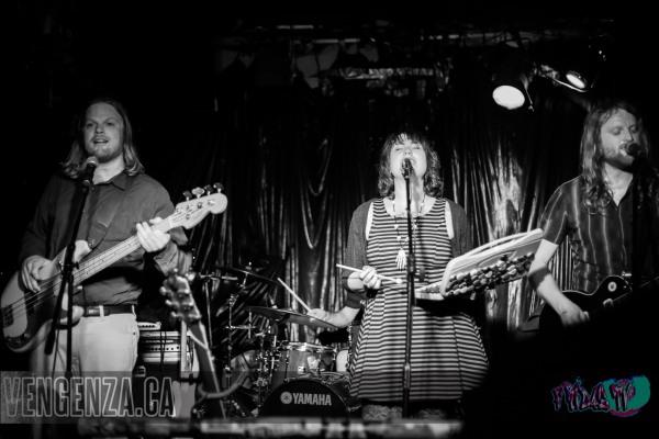 THE DO GOOD BADLIES LIVE @ THE BOVINE APRIL 3RD 2015 - Photography By: Joanna Glezakos